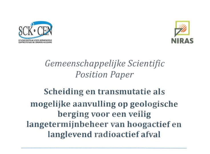 Cover Common Position Paper_NL